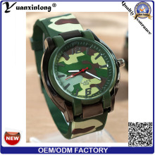 Yxl-182 Fashion Military Men Women Watch Silicone Casual Quartz Wrist Watch Custom Logo Sport Army Unisex Watches