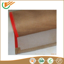 heat resist mesh belt screen conveyor belt teflon mesh conveyor belt
