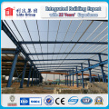 Pre Fabricated Steel Structural Warehouse Drawing