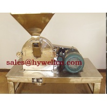 Bottom price for Pin Pulverizer Machine Grinding Machine for Herbs supply to Haiti Importers