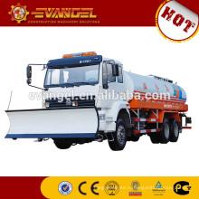 цистерны с водой грузовик на продажу в Дубае горячей продажу тележка цистерны с водой HOWO и стоимость новых резервуар для воды грузовик для продажи
