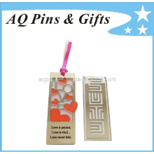 Hard Enamel Hollow out Bookmark for Promotional Gift (bookmark-005)