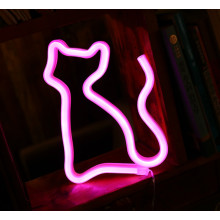 Cool Pink Neon Sign Bar Lights