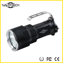 Strong LED Light Portable 860lm Rechargeable Flashlight Torch (NK-655)