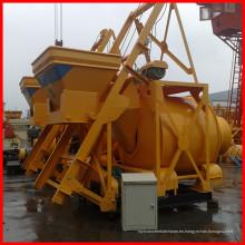 Buena calidad Máquina de hormigón del mezclador del certificado Jzm750 del CE 0.75m3