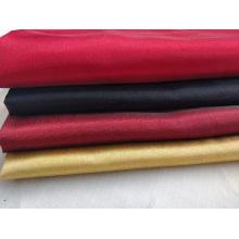 Tissu de soie 100% polyester Dhoom