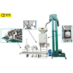 Seeds beans packing machine