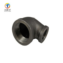 cast iron 90degree black iron elbows