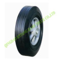 """solid wheel Size : 10""""x2.5"""""""
