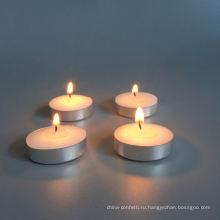 4.5 часа Свадебные украшения чайная свеча