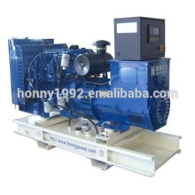 60Hz 1800RPM Lovol Engine 50kW 62.5kVA Diesel Generator with Canopy