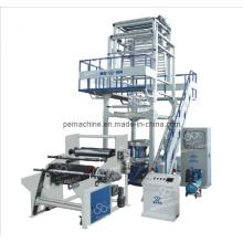 Máquina de sopro de alta velocidade da película do PE (CE, ISO)