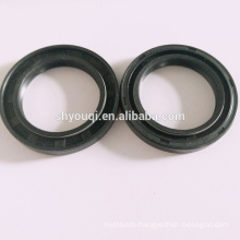 FKM/NBR/PU double spring seals