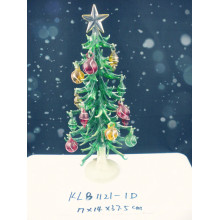 Christmas Tree for Home Decoration by SGS (17*14*37.5)