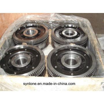 Anillo de engranaje de forja y mecanizado CNC