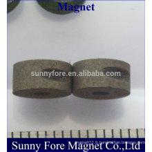 Aimant en Ferrite puissants avec beaucoup d'énergie magnétique produit pour l'industrie