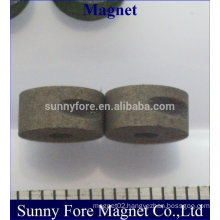 Powerful Ferrite Magnet with Great Magnetic Energy Product for Industry