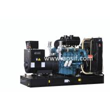 Корейская открытая генераторная установка Doosan