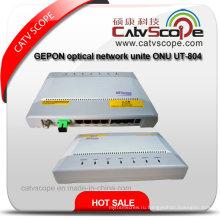 Оптическая сеть Gepon Unite ONU Ut-804