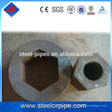 Fabricante de propiedades mecánicas st52 tubo de acero