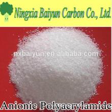 9003-05-8 Polyacrylamidpulver, polymeres anionisches Polyacrylamidflockungsmittel