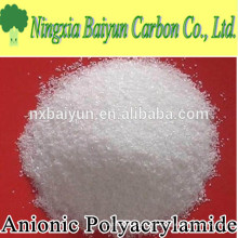 9003-05-8 порошок Полиакриламида, полимера анионного флокулянта полиакриламида