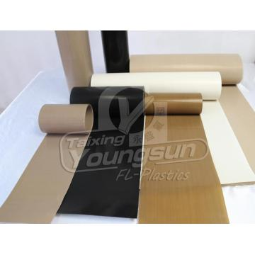 High Temperature Resist Expanded PTFE Coated Glass Cloth