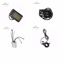 Smart performance intelligence LCD display for electric bike ebike kit