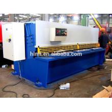 Machine de cisailles à tôle d'acier hydraulique lourde durable