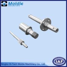 Usinage CNC pour pignons métalliques