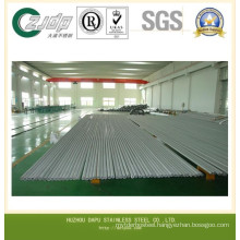 316L Seamless Stainless Steel Sanitary Pipe