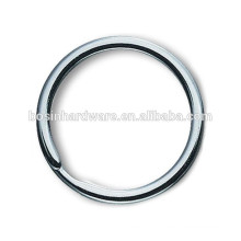 Hot Sale novo design anel de metal dividido chaveiro