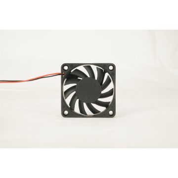 5/12 / 24V 60x60x10mm Kogellager DC-koelventilator