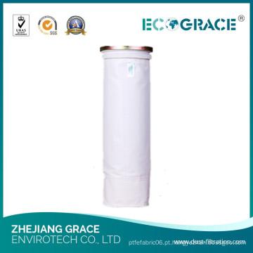 Saco de filtro da poeira do ar dos meios do PE de pano da espessura de 1.9mm