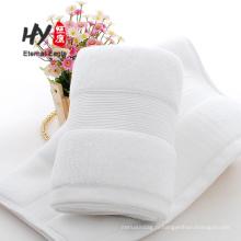 Hôtel blanc professionnel de serviette, textile de sof de serviette d'hôtel, porte-serviettes de style d'hôtel