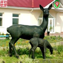 2016 Nouveau Bronze Figure Animaux Sculpture Bronze Portrait Sculpture Chine Fournisseur
