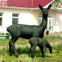 2016 Новая бронзовая фигура Животные Скульптура Бронза Портрет Скульптура Китай Поставщик