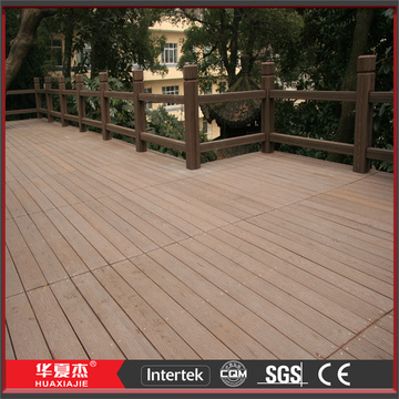 Wholesales Solid WPC Composite Decking
