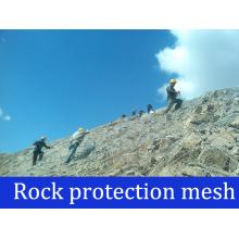 Qaulity Rock Protection Malla de alambre