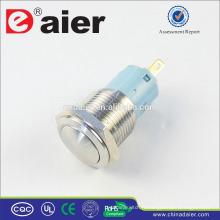 Daier LAS3-16B-11 3 broches étanche bouton-poussoir de 220 volts