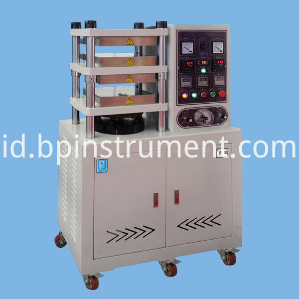 Lab Tablet Hydraulic Press Machine/ White