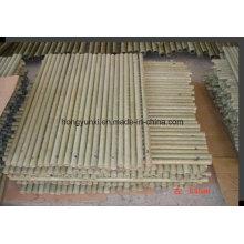 Tubos de fibra de vidrio / FRP para la industria militar