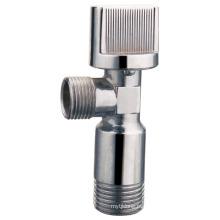 J7001 Válvula de ângulo de bronze / válvula de ângulo sanitária / válvula de angulo