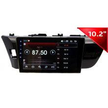 Автомобильный GPS-навигатор GPS для Toyota New Corolla (HD1011)