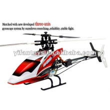 WASP X3 HOBBY 6CH RC HELICOPTERPTE
