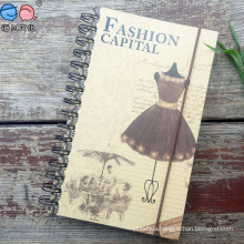 Haichuan Non Spiral Notebook with Elastic Band (NP(A5)-XP-01)