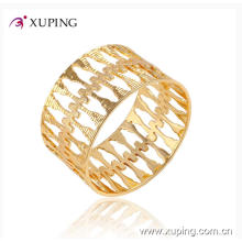 Fashion Xuping 18k Gold-Plated Big Wide Sample Rural Style Imitation Jewelry Set -51455