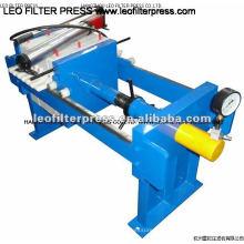 Prensa de filtro hidráulico de Leo Filter Press
