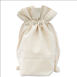 Hot sell jute drawstring pouch wholesale