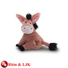 ICTI Audited Factory stuffed donkey toy